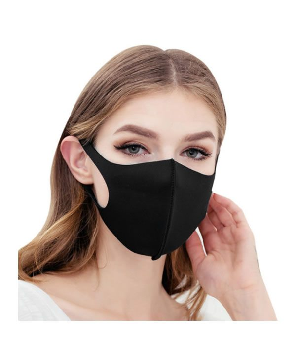 Chirurgische Gesichtsmasken in  Savièse